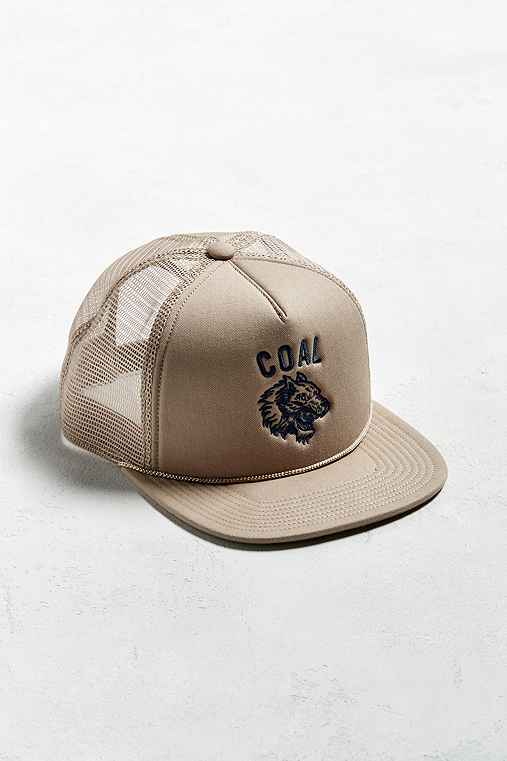 Coal The Pack Trucker Hat,BROWN,ONE SIZE