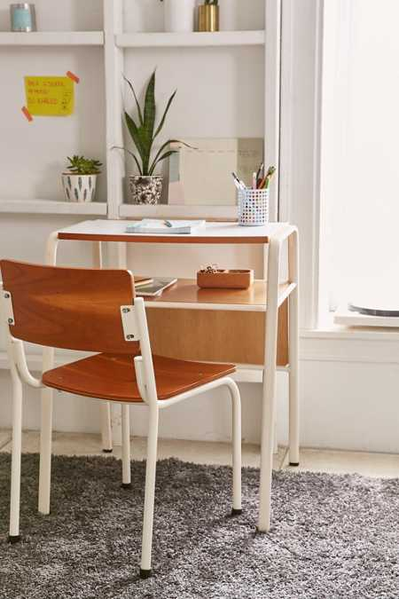Favi Desk + Chair Set