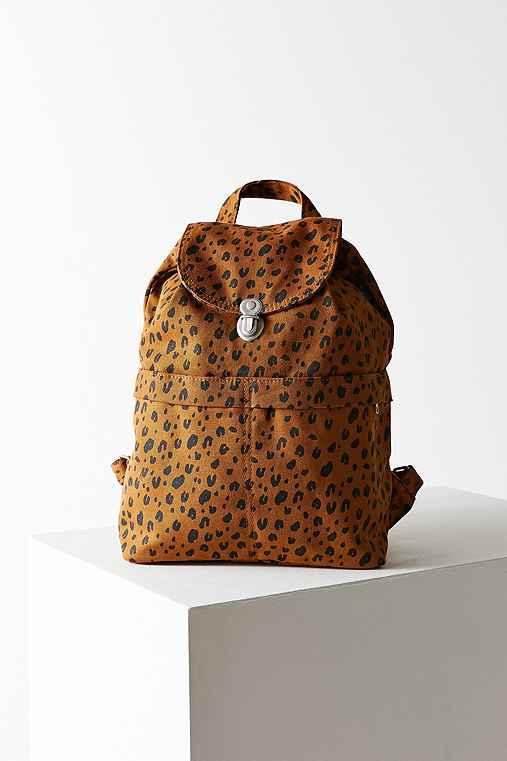 BAGGU Backpack,BROWN,ONE SIZE