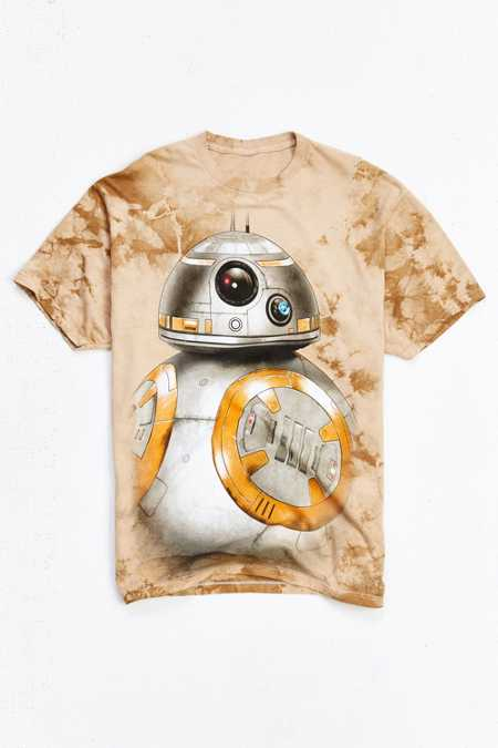 Star Wars BB-8 Tie-Dye Tee