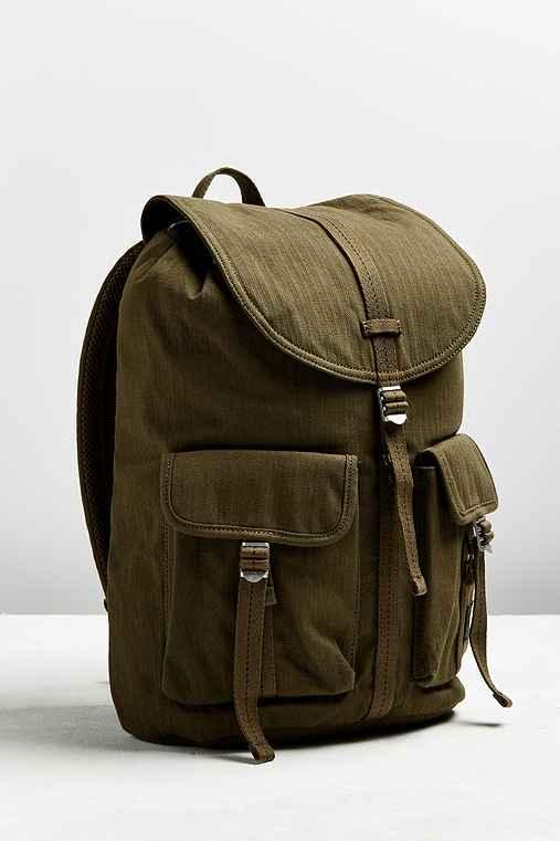 Herschel Supply Co. Surplus Dawson Backpack,OLIVE,ONE SIZE