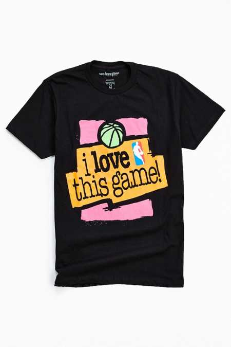 NBA I Love This Game Tee