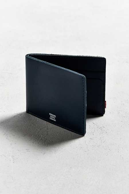 Herschel Supply Co. Miles Leather Wallet