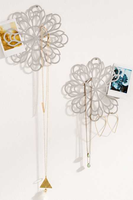 Tosca Flowering Wall Decor Set
