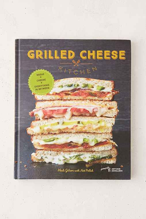 Grilled Cheese Kitchen By Heidi Gibson & Nate Pollak,ASSORTED,ONE SIZE