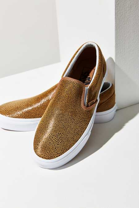 Vans Embossed Stingray Slip-On Sneaker