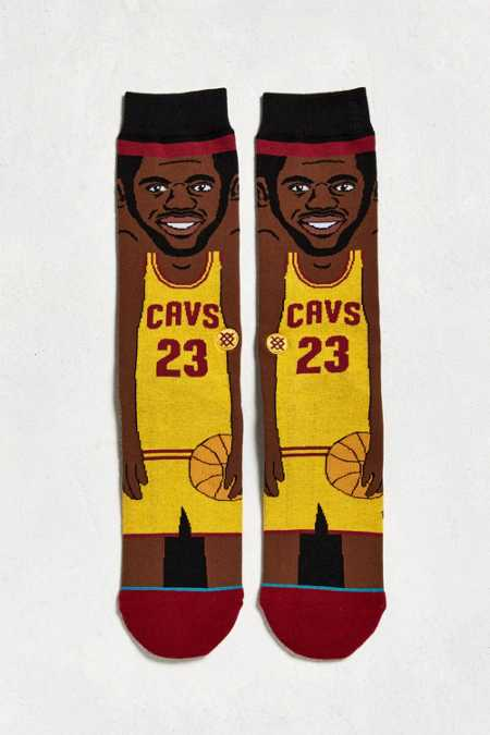 Stance NBA Legends LeBron James Sock