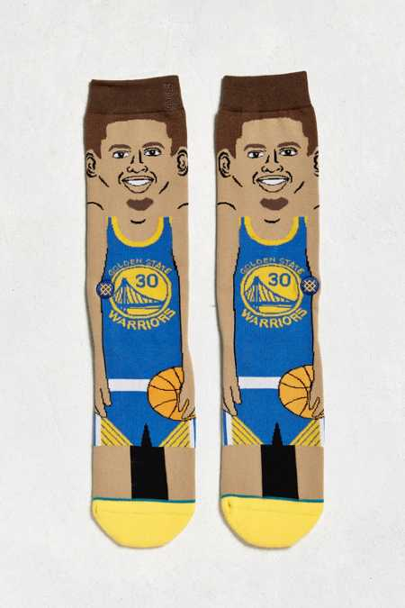 Stance NBA Legends Stephen Curry Sock