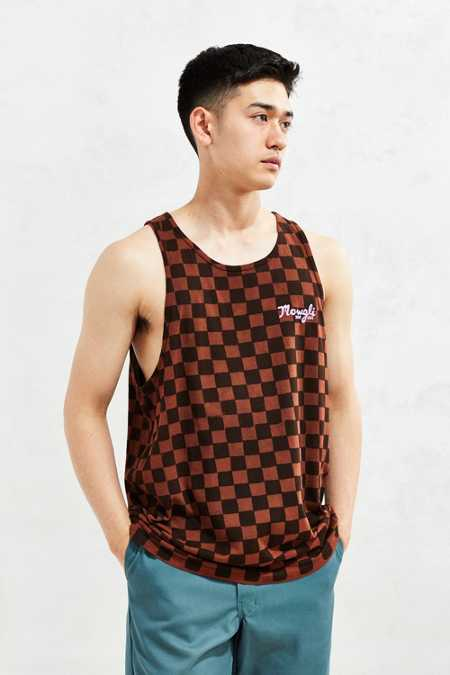 Mowgli Surf Checklist Tank Top