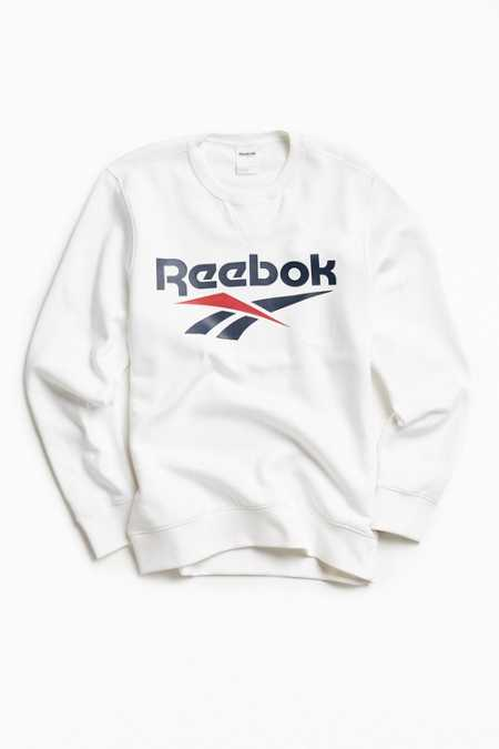 Reebok Vector Crew Neck Sweatshirt