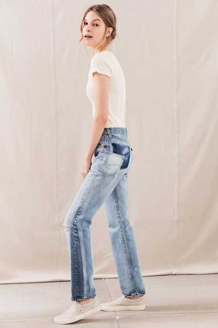 Urban Renewal Remade Pocket Shift Jean