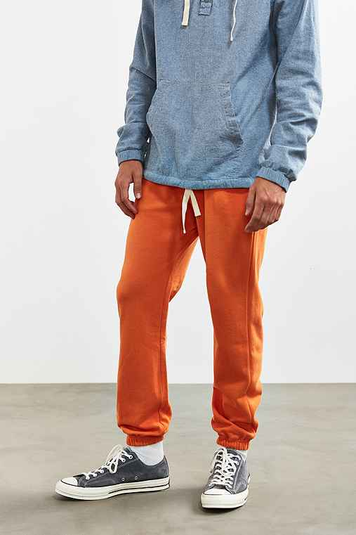 Stussy Logo Sweatpant,ORANGE,L