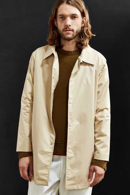 Stussy Trench Coat