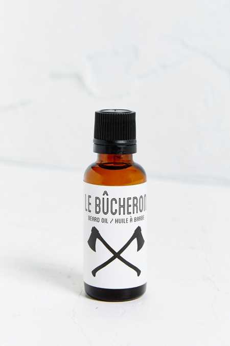 Le Bucheron Beard Oil