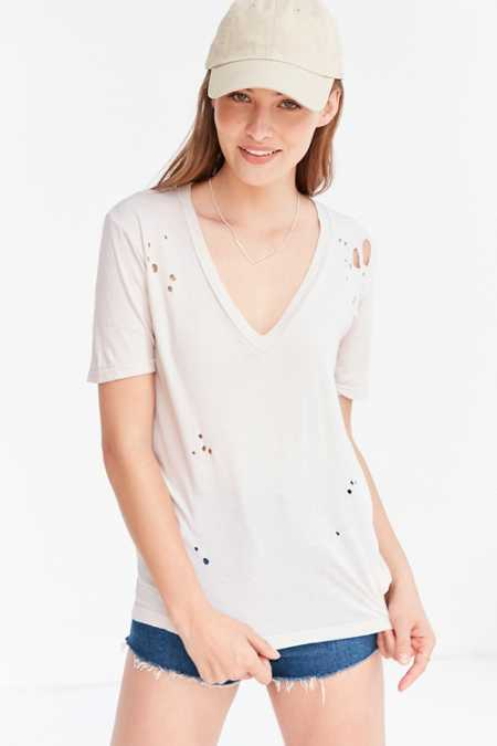 Truly Madly Deeply Suki Destructed Tee