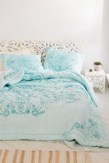 Louise Medallion Comforter Snooze Set
