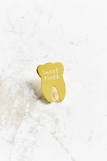 VERAMEAT Sweet Tooth Pin