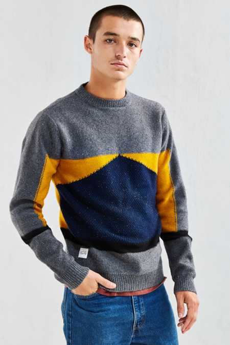 Native Youth Barometer Sweater