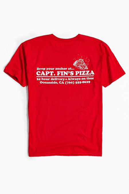 Captain Fin Special Delivery Tee