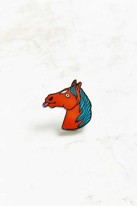 Big Bud Press Horsey Pin