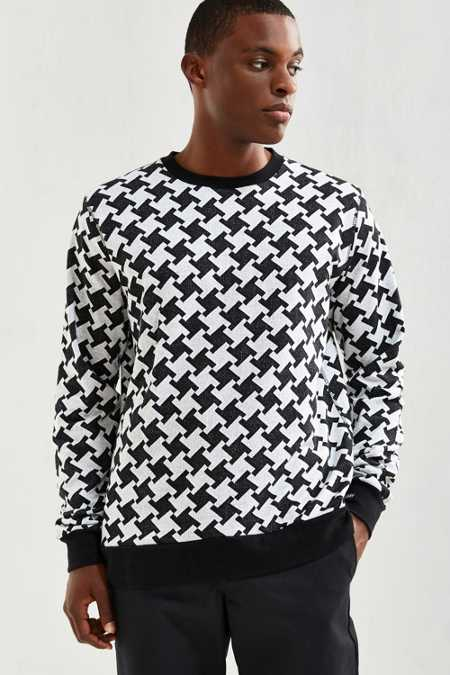 Stussy Houndstooth Tee