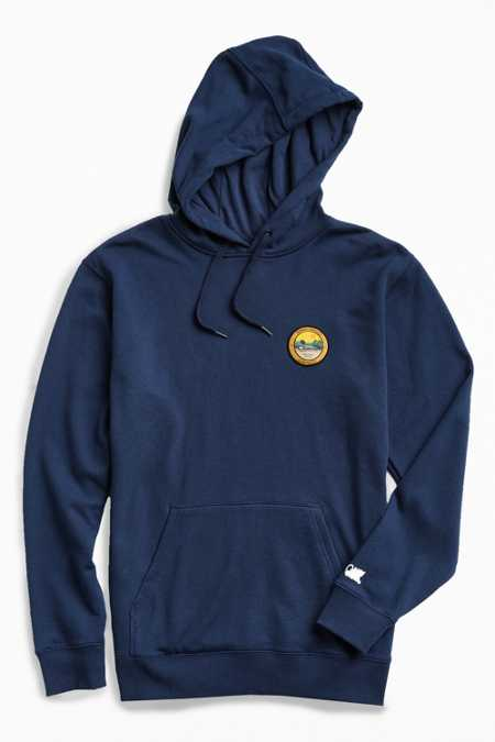 Vans X ONLY NY Loon Society Hoodie Sweatshirt