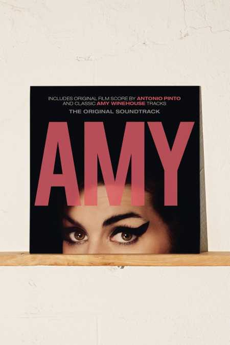 Various Artists - Amy Original Soundtrack 2XLP