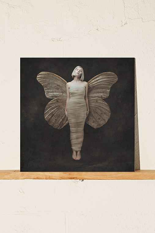 Aurora - All My Demons Greeting Me As A Friend LP,BLACK,ONE SIZE