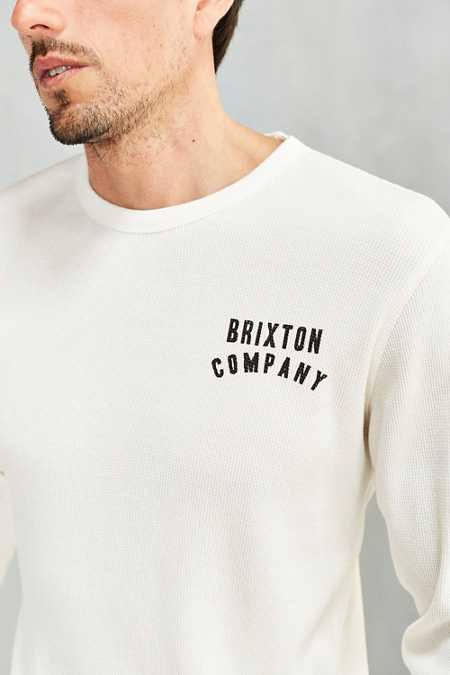 Brixton Woodburn Thermal Long-Sleeve Tee