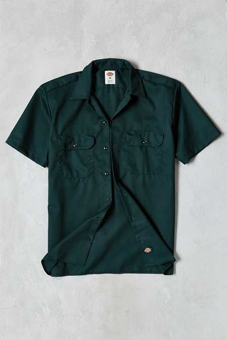 Dickies Mechanic Short-Sleeve Work Shirt