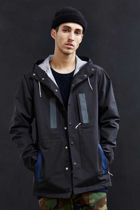 Poler Three Layer Duck Jacket