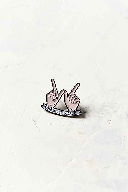 Sara m lyons whatever forever pin urban outfitters - Urban outfitters lyon ...