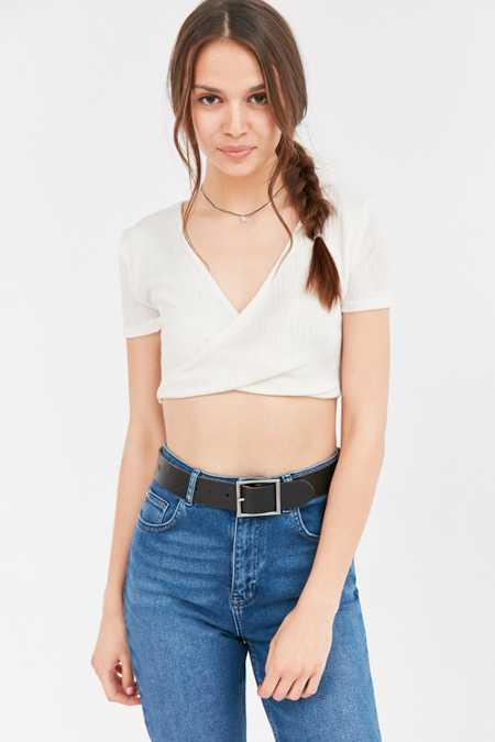 Project Social T Camilla Cropped Tee