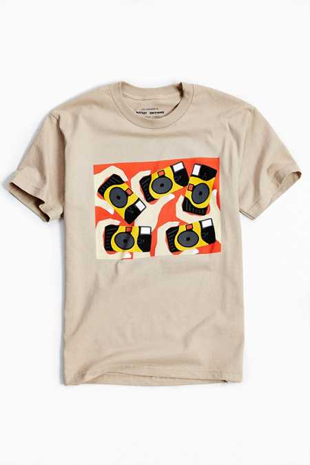 UO Artist Editions Winston Tseng Disposable Selfies Tee