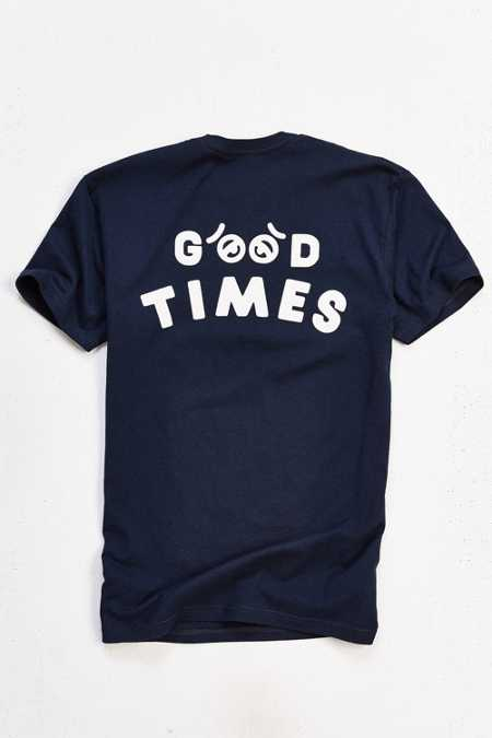 Valley Cruise Press X Dustin Williams Good Times Tee