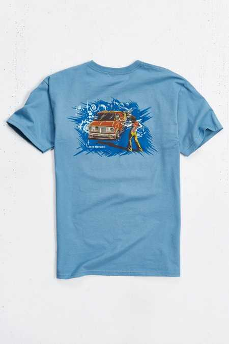 Loser Machine Space Truckin Tee