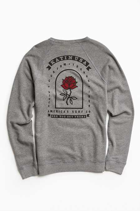 Katin Rose Crew Neck Sweatshirt