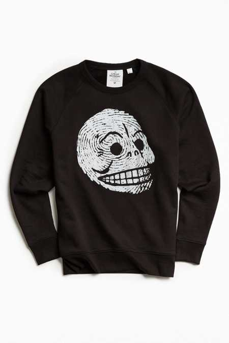 Cheap Monday Rules Crew Neck Sweatshirt
