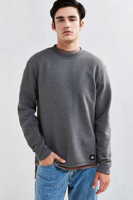 Cheap Monday Oversee Droptail Crew Neck Sweatshirt