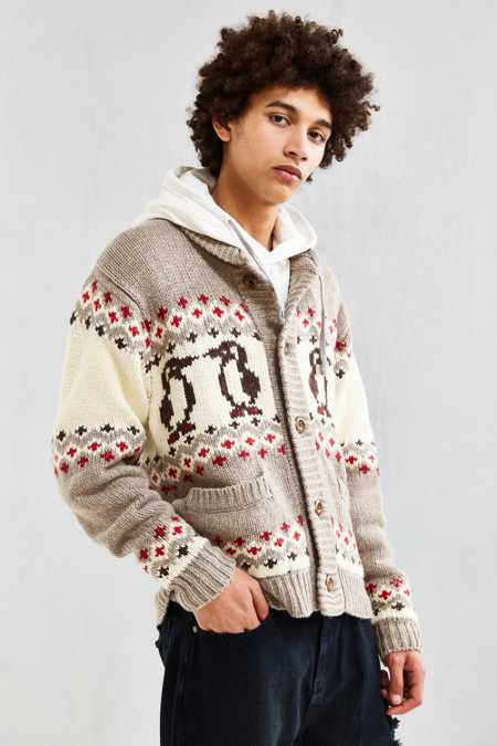 Chums Park City Knit Cardigan