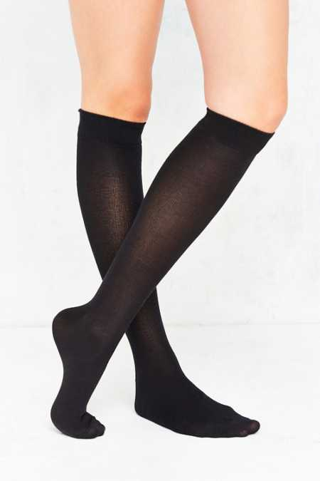 Out From Under Butter-Soft Basic Knee High Sock