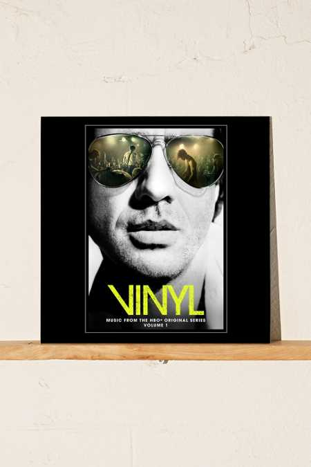 Various Artists - Music from HBO's Vinyl LP