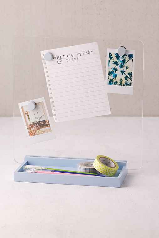 Message Board + Magnets Set,LILAC,ONE SIZE
