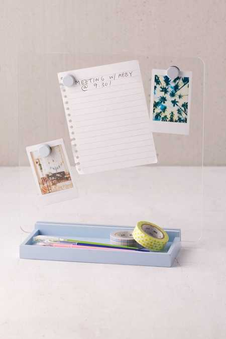 Message Board + Magnets Set