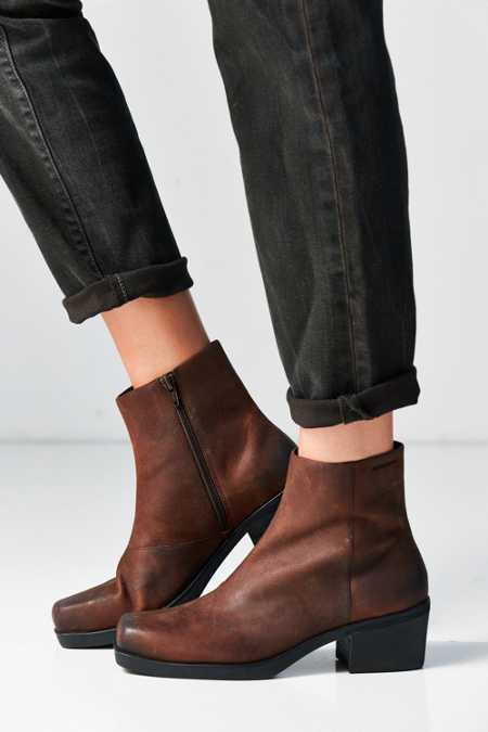 Vagabond Ariana Leather Ankle Boot