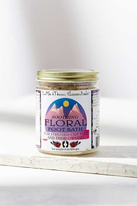 Little Moon Essentials Soothing Floral Foot Bath