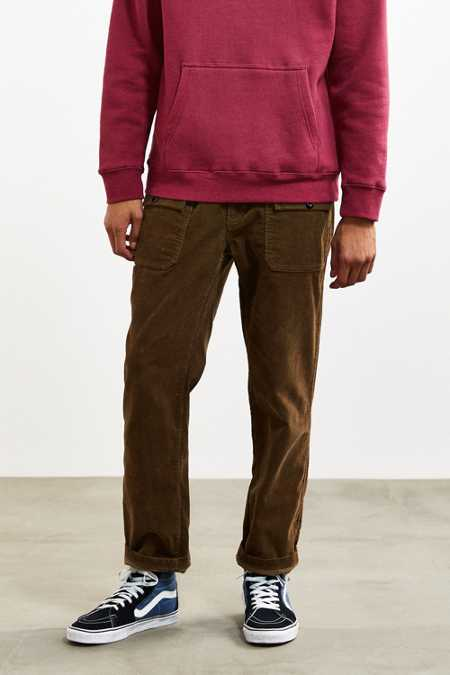 Chums Corduroy Pocket Pant