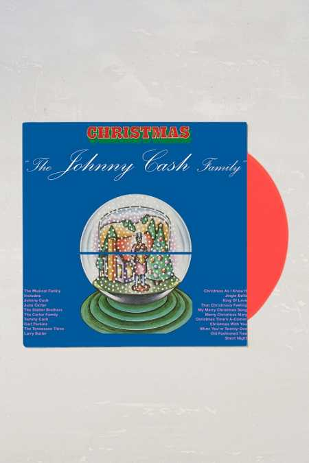 Johnny Cash - Christmas With Johnny Cash LP