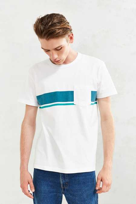 CPO Almont Engineered Stripe Tee