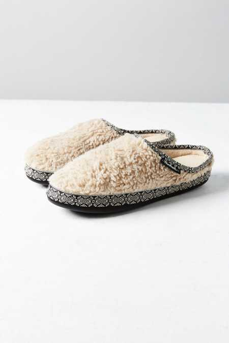 Woolrich Whitecap Mule Slipper